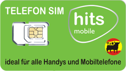 shop hitsmobile es spanische telefon handy prepaid sim. Black Bedroom Furniture Sets. Home Design Ideas